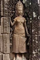 カンボジア アンコール・トム遺跡 バヨン廟