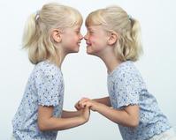 外国人姉妹子供