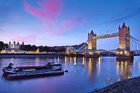 イギリス テムズ川