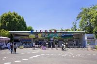 東京都 台東区 上野動物園表門