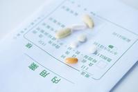薬袋と医薬品