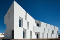 アイレス・マテウス設計 「アルカセル・ド・サルの老人ホーム」