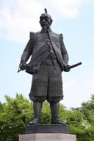 大阪府 豊國神社 豊臣秀吉公像