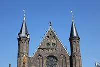 オランダ ハーグ ビネンホフ 騎士の館