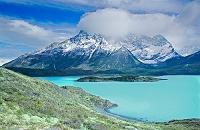 アルゼンチン チリ パタゴニア ノルデンスコールド湖