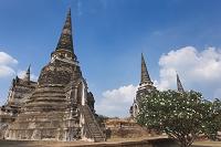 タイ ワット・プラシーサンペット