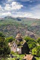 アルメニア ロリ地方 サナヒン修道院