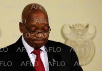 南アフリカのズマ大統領が辞任