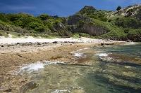 小笠原諸島の父島 ジョンビーチ
