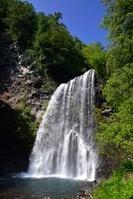 長野県 乗鞍高原・善五郎の滝