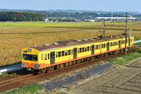 三重県 三岐鉄道 101系普通電車(旧西武鉄道401系)