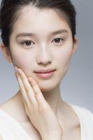 日本人女性の美容イメージ