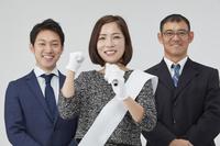 選挙に臨む日本人女性候補者