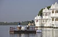 インド ホテル「タージ・レイク・パレス」