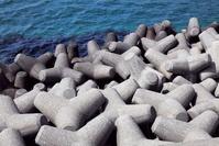 護岸 消波ブロック