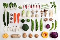 野菜の集まり