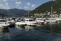 コモ湖 コモ イタリア