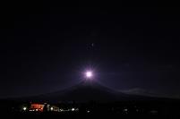 富士山 パール富士