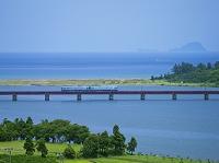 京都府 由良川と北近畿タンゴ鉄道