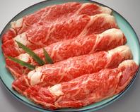 料理 牛しゃぶ肉