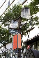 千葉県 市川市 防犯カメラの有る街頭
