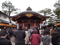 えびす神社 初詣