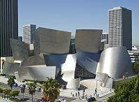 ロサンゼルス ウォルト・ディズニー・コンサートホール