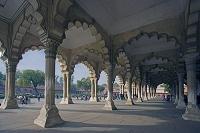 インド アーグラ城塞 一般謁見の間