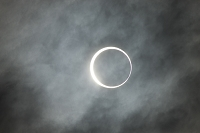 2012年5月21日 金環日食