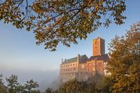 ドイツ ヴァルトブルク城
