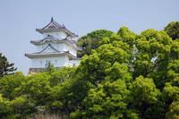 兵庫県 坤櫓 明石城跡