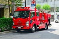 東京都 消防ポンプ車