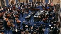 トランプ氏弾劾裁判 上院で開始