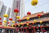 中国 香港 黄大仙祠