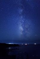 和歌山県 串本 潮岬 天の川