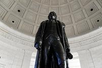 アメリカ ワシントンDC ジェファーソン記念館
