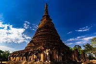 タイ スコータイ ワット・チャーンローム