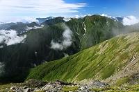 静岡県 聖岳