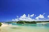 沖縄県 石垣島の川平湾