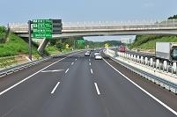 静岡県 新東名高速道路下り線