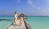 モルディブ共和国 ラスドゥ環礁 クラマティアイランドリゾート