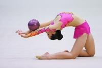 新体操 ボール(球)