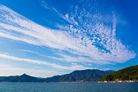 香川県 海とうろこ雲