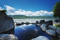 北海道 屈斜路湖 コタンの湯