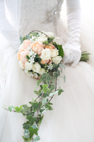 結婚式 新婦ブーケ