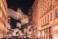 オーストリア ウィーンのクリスマス