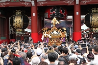 三社祭 大行列 町神輿 宮神輿