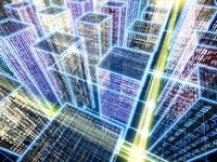 高速でネットワーク化する先進都市