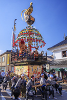 富山県 高岡御車山祭