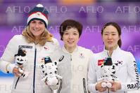 平昌五輪 スピードスケート 女子 500m